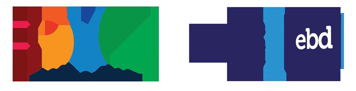 Logotipo da EBD 2018